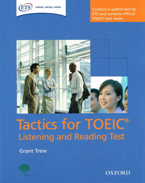 OXFORD Tactics for TOEIC Listening and Reading Test Student's Book | Trew @NEW@