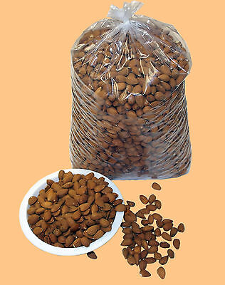 5LB RAW ALMONDS CALIFORNIA GROWN - LOWEST PRICE, FREE SHIPPING!!!