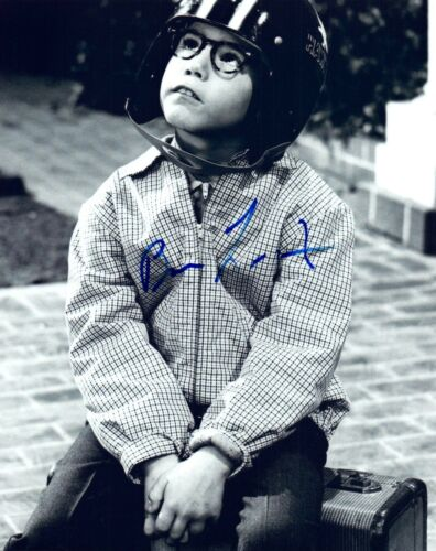 Barry Livingston Signed Autographed 8x10 Photo MY THREE SONS Child Actor COA