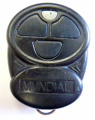 Mundial keyless entry remote aftermarket K9-MUNDIAL-3 transmitter keyfob alarm
