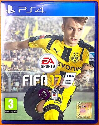 FIFA 17 - Playstation PS4 Games - Very Good Condition - 2017 for sale  Shipping to Nigeria