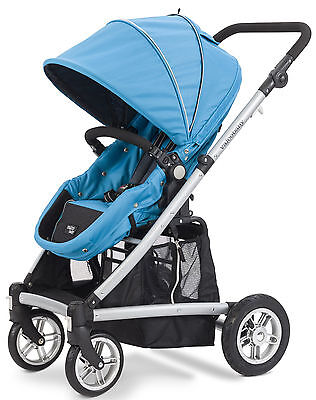 Valco Spark Stroller in Marine - Brand New Model! Free Ground Shipping! for sale  Towson