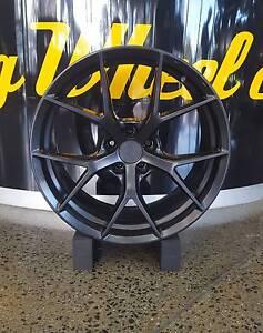 NEW Ford Mustang Koya Semi-Forged 20 inch Wheels (Staggered Set) Preston Darebin Area Preview