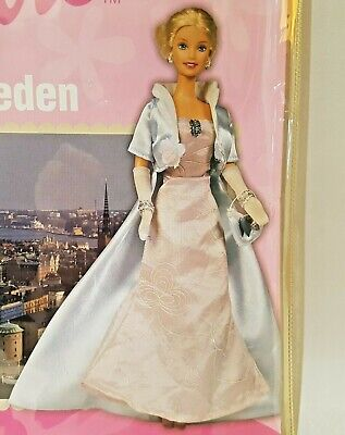 Barbie: Dolls Of The World Outfit - Sweden - Plus Magazine - NEW Vintage