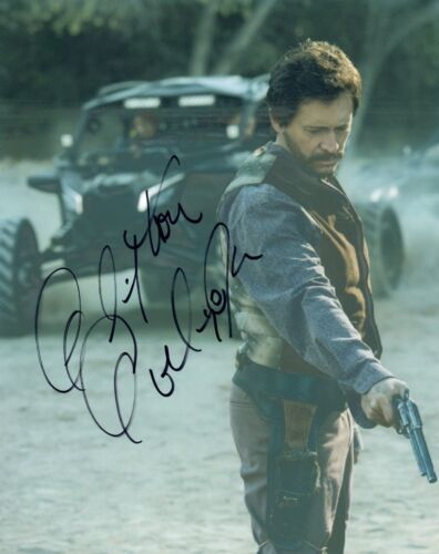 Clifton Collins Jr. Signed Autographed 8x10 Photo WESTWORLD Actor COA