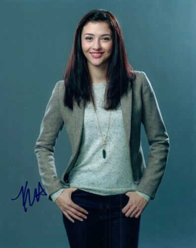 Katie Findlay Signed Autographed 8x10 How To Get Away With Murder COA AB