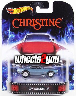 67 CAMARO - Christine - Hot Wheels Retro Entertainment