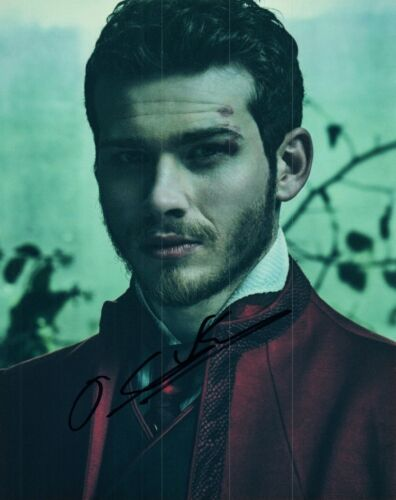 Oliver Stark  Signed Autographed 8x10 Photo 9-1-1 Into The Badlands Actor COA