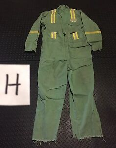 7oz FR Summer Coveralls, Size M