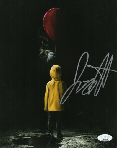 "Jackson Robert Scott Autograph Signed 8x10 Photo - It ""Georgie"" (JSA COA)"