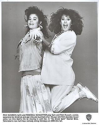 "1986--""MY SISTER SAM"" TV SERIES--ORIGINAL WB 8x10 PUBLICITY PH0TO-NMT"