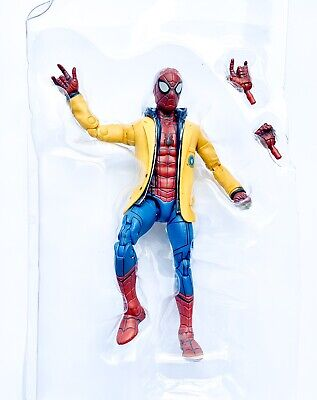 Marvel Legends Yellow Jacket Spider-Man Homecoming Target Exclusive Figure Mint