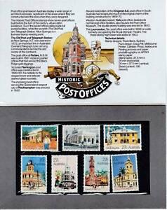 Australian Stamp Packs 1982-84 - $10 each or 5 for $40