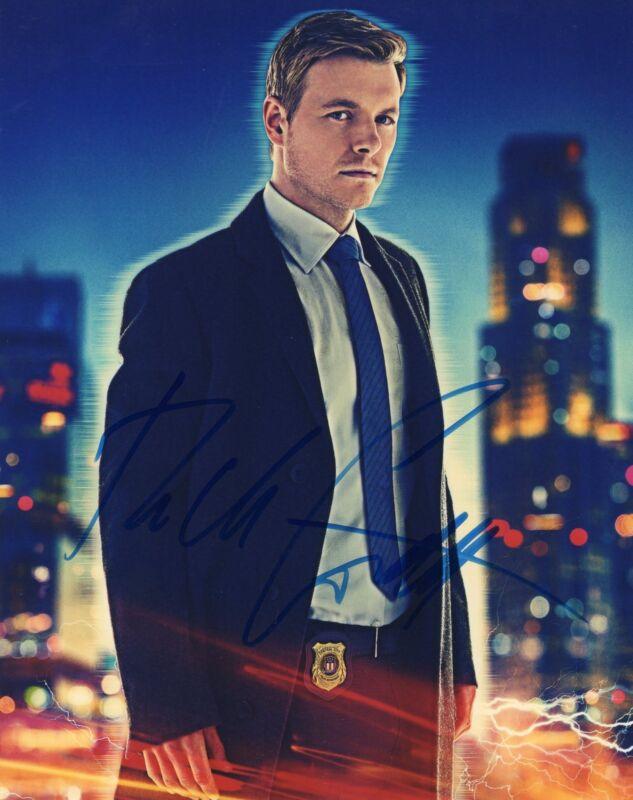 Rick Cosnett The Vampire Diaries Signed 8x10 Photo w/COA