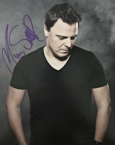 Markus Schulz Electro DJ Signed 8x10 Photo Autographed COA E1