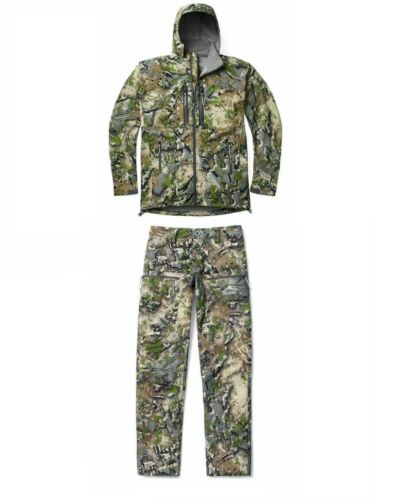 2pc SKRE Hardscrabble Pant & Jacket Bundle Lot - Summit Camo