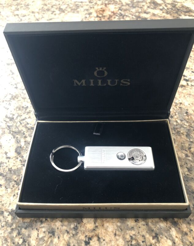 Minus Minute Repeater Key Ring: Brand New.