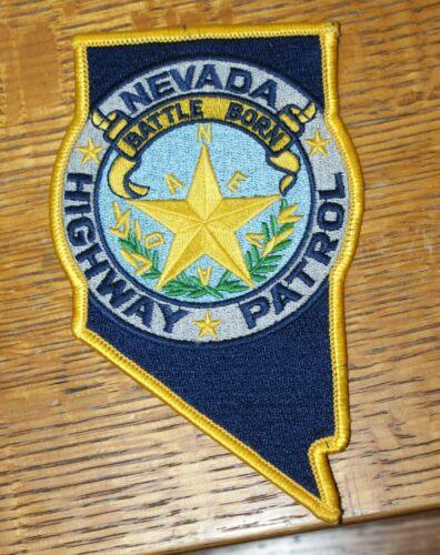 Nevada Highway Patrol Patch