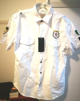 Brand new Aeronautica Militare shirt size L $20