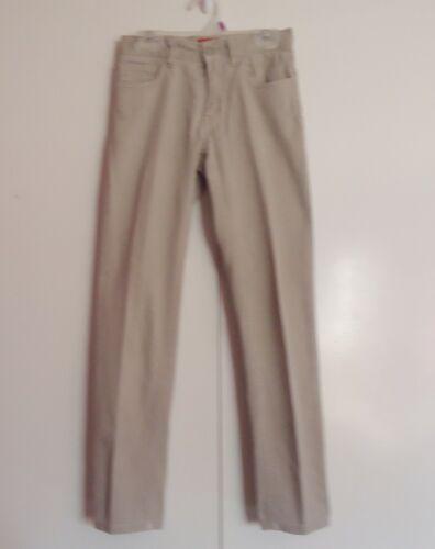 BH & SC Khaki School Uniform Pants 12