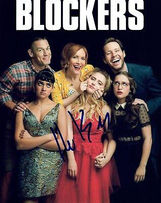 Ike Barinholtz Signed Autographed 8x10 Photo BLOCKERS Actor COA AB
