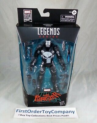 Marvel Legends 80 Years Anniversary The Punisher War Machine Figure MISB SEALED