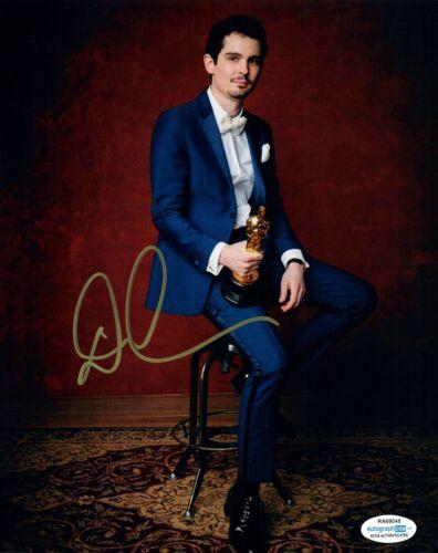 Damien Chazelle Signed Autographed 8x10 Photo LA LA LAND Director ACOA