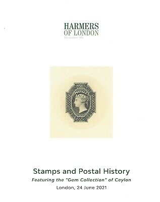 Great Britain and British Empire - Harmers of London Auction Catalog