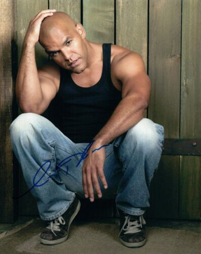 Amaury Nolasco Signed Autographed 8x10 Photo Prison Break Transformers COA VD