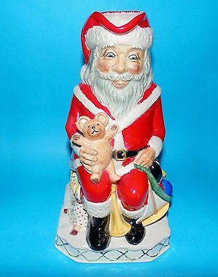KEVIN FRANCIS ' Santa Claus '  father christmas Figurine Jug ornament L/E