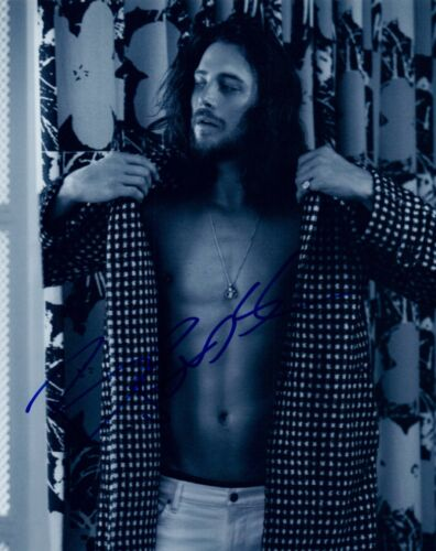 Ben Robson Signed Autographed 8x10 Photo ANIMAL KINGDOM Shirtless Actor COA