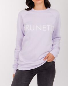 Brunette the Label Sweatshirt (brand new with tags)