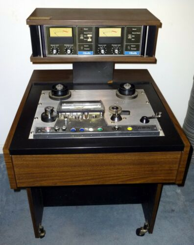 Scully 280B - Vintage, one-owner, 2-channel tape recorder
