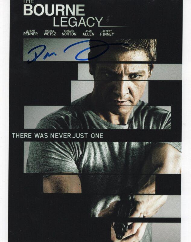Dan Gilroy The Bourne Legacy Screenwriter Signed 8x10 Photo w/COA #1