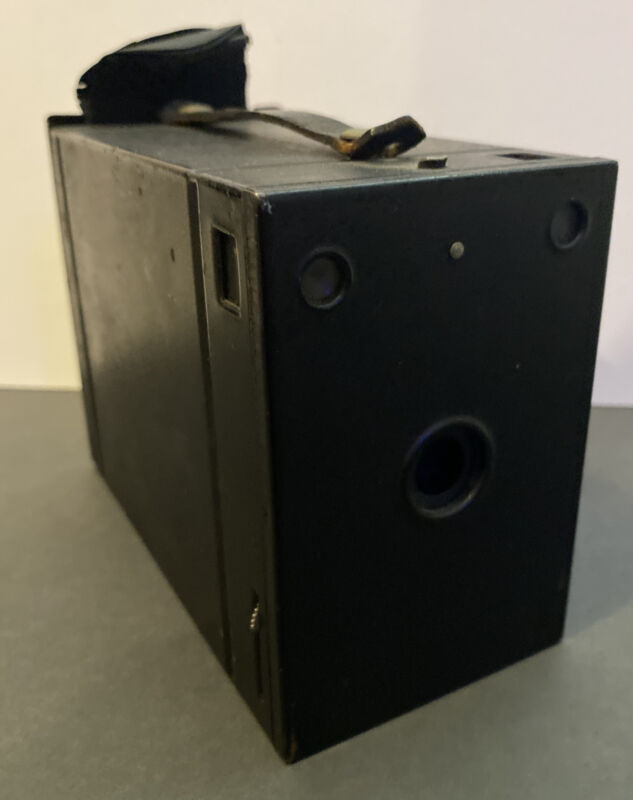 Antique Kodak HAWK-EYE Box Film Camera No. 2