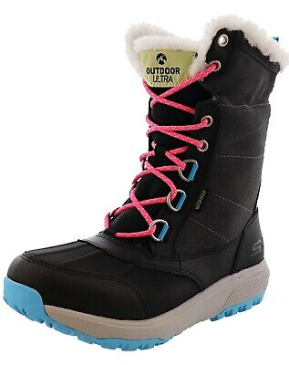 Womens Go Go Boots (SKECHERS WOMEN'S ON THE GO OUTDOOR ULTRA SNOW CAPPED)