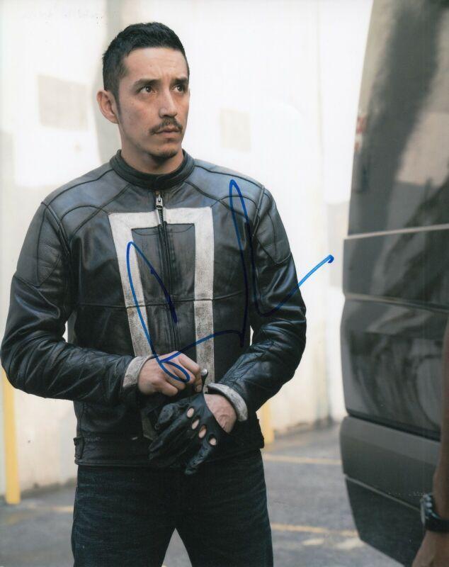 GABRIEL LUNA signed (AGENTS OF S.H.I.E.L.D.) 8X10 photo *Ghost Rider* W/COA #5