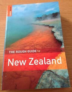 The Rough Guide To NEW ZEALAND Book (BRAND NEW) Paperback