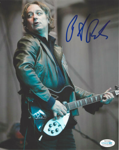 PETER BUCK R.E.M. GUITARIST HAND SIGNED 8X10 PHOTO FILTHY FRIENDS PROOF 2 ACOA