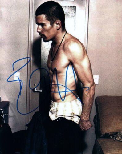 Ethan Hawke Signed Autographed 8x10 Photo Sinister Training Day COA VD