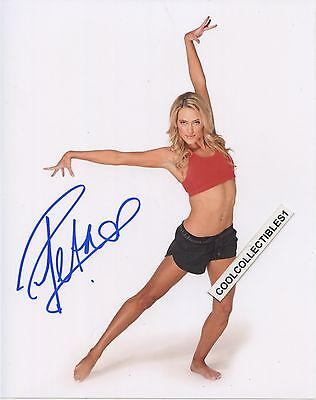 Peta Murgatroyd  Dancing With The Stars  Signed 8X10 Color Photo 5   Proof