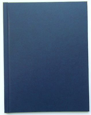 10pcs Dark Blue Unibind Steelbook Letter Size 8.5 By 11 5mm Capacity 45pg