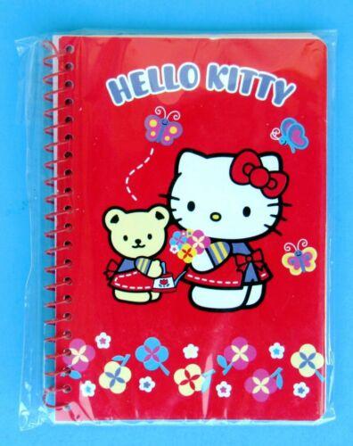 Sanrio 02335 Hello Kitty Mini Spiral Notebook