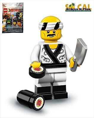 LEGO The Ninjago Movie Minifigures Series 71019 - Sushi Chef