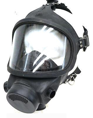 Msa Phalanx Policemilitaryfirefighterriot Smoke Gas Mask Medium Respirator B