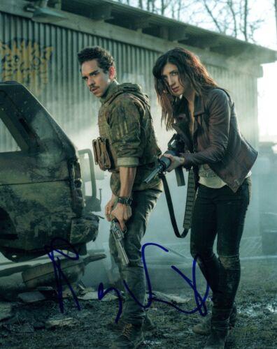 Ray Santiago Signed Autographed 8x10 Photo Ash Vs. Evil Dead COA