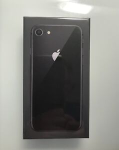 BRAND NEW iPhone 8 Black - 64 GB Sealed