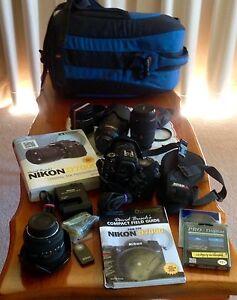 Nikon D7000 camera Launceston Launceston Area Preview