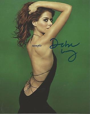 Debra Messing  1 Reprint Autographed 8X10 Signed Picture Photo Collectible Rp