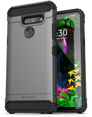 Encased LG G8 Case Military Grade Rugged Phone Protection Co